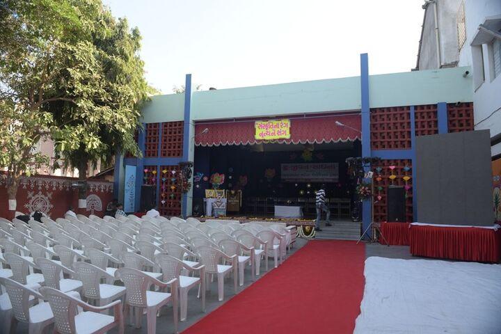 Jeevan Sadhana High School-Function