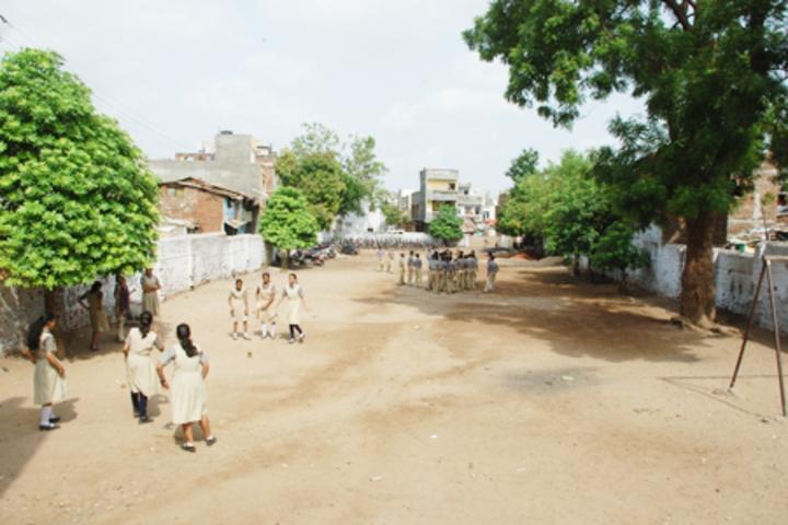Jeevan Sadhana High School-Ground