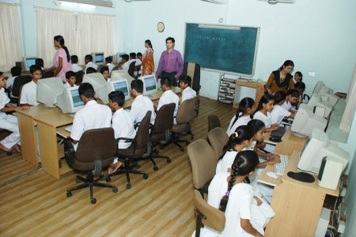 Jeevan Sadhana High School-IT-Lab