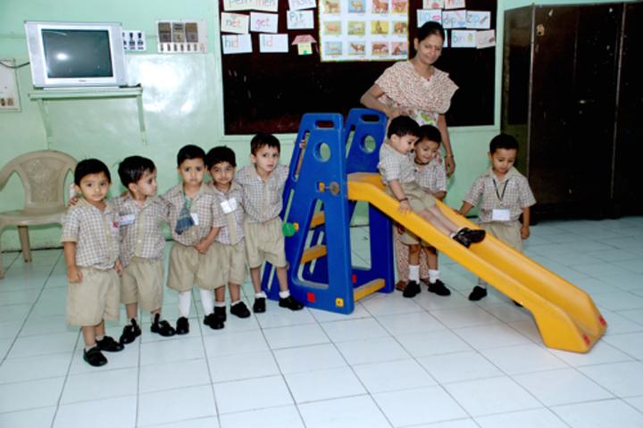 Jeevan Sadhana High School-Kids Area