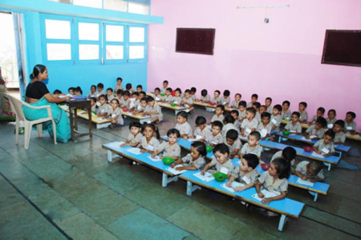 Jeevan Sadhana High School-Kids Class