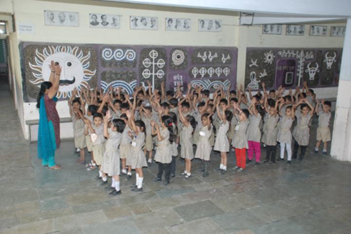 Jeevan Sadhana High School-Kids