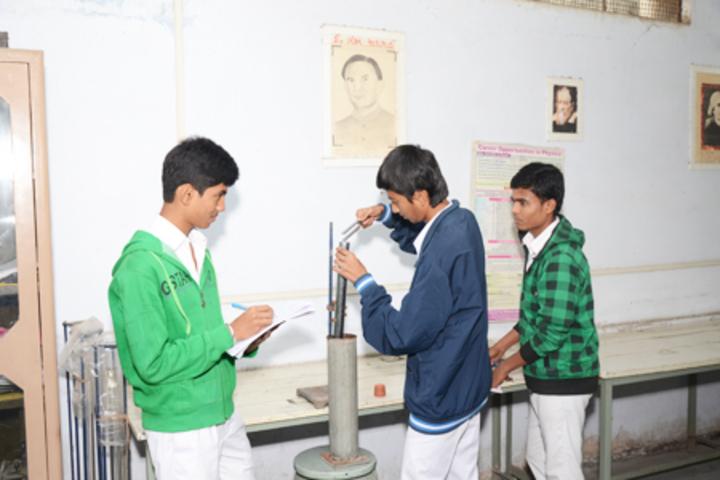 Jeevan Sadhana High School-Physics-Lab