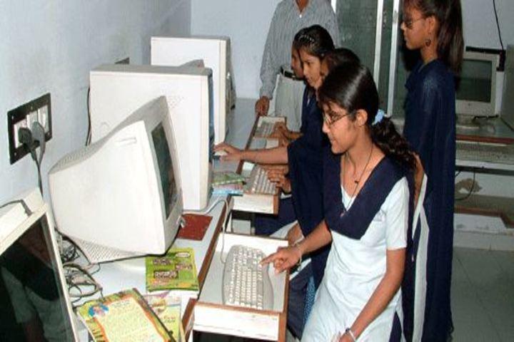 Mahatma Gandhi High School-IT-LAb