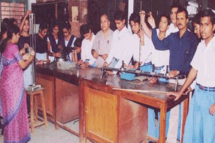 Mahatma Gandhi High School-Physics-Lab