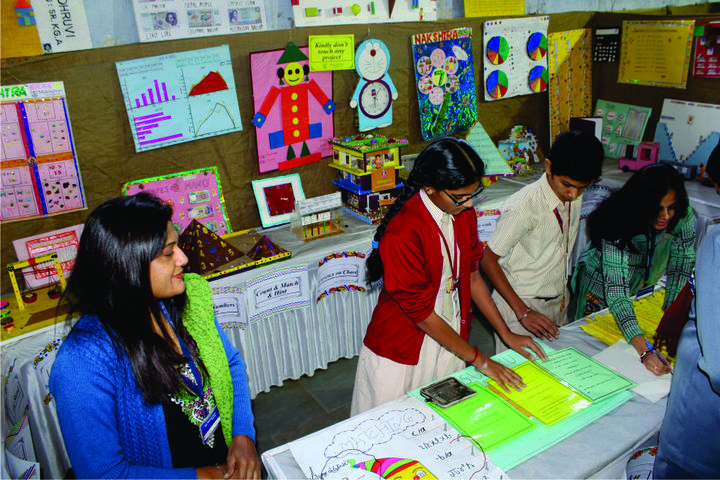 Muktajivan High School-Exhibition