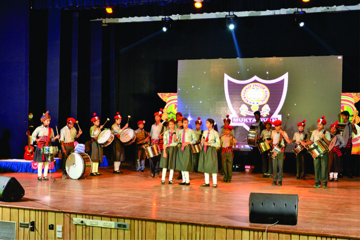 Muktajivan High School-Singing