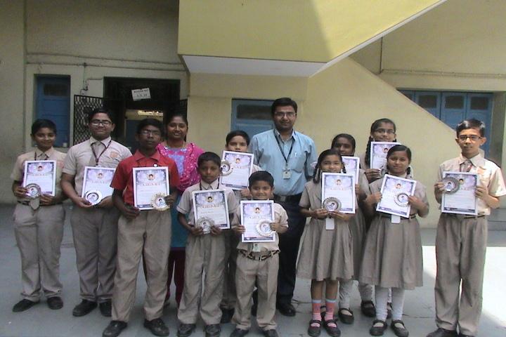 Pragati English Medim School-Achievements