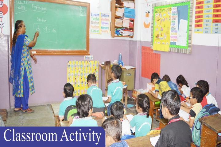 Pragati English Medim School-Kids Class