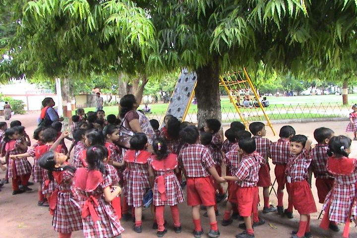 Pragati English Medim School-Kids