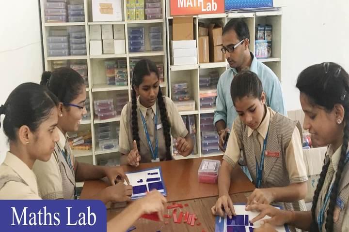 Pragati English Medim School-Maths-Lab