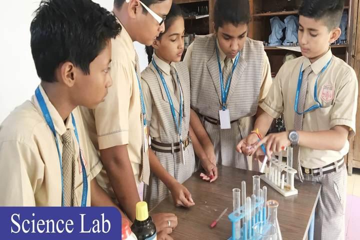 Pragati English Medim School-Science-Lab