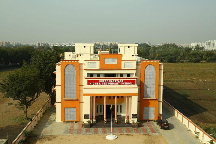 Shree Narayan English Medium School-Campus View