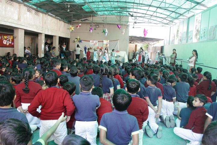 Sri Mirambika School-Christmas Celebration