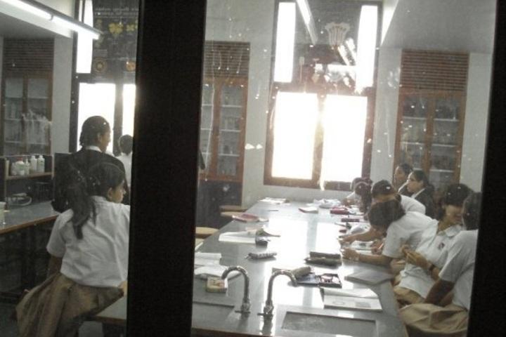 St Xaviers High School-Laboratory
