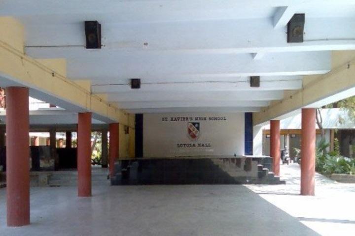 St Xaviers High School-Open Auditorium
