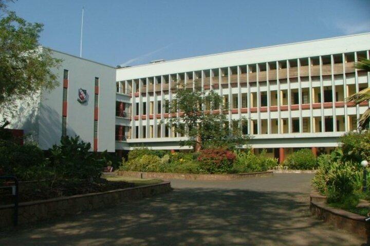 St Xaviers High School-School View