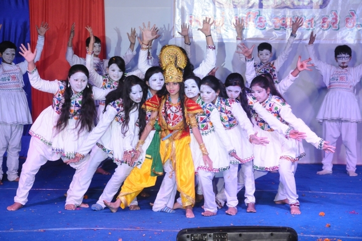 Swastik Education Campus-Annual Day