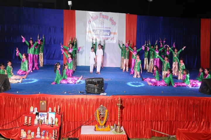 Swastik Education Campus-Annual Function