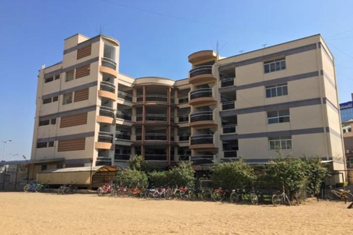 Swastik Education Campus-Campus View