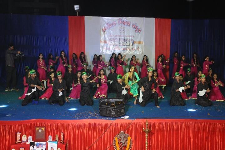 Swastik Education Campus-Group Dance