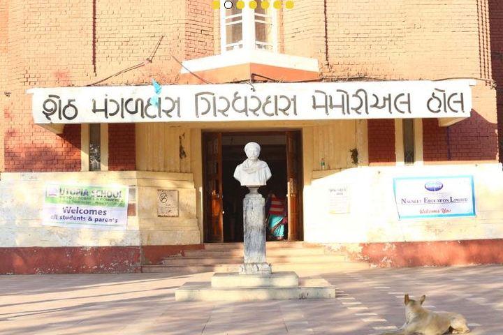 Utopia School-Campus View