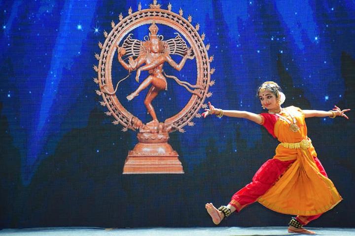 Acharya Pre University College-Classical Dance