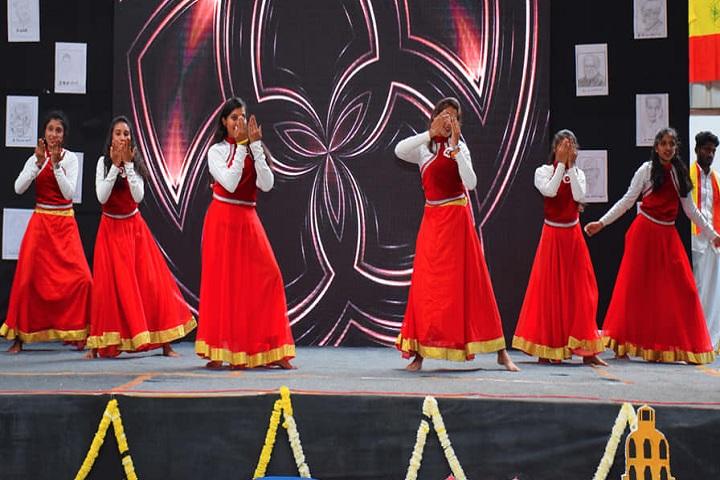 Acharya Pre University College-Dance