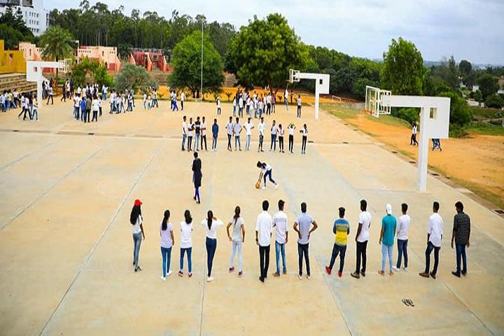 Acharya Pre University College-Foot Ball Court