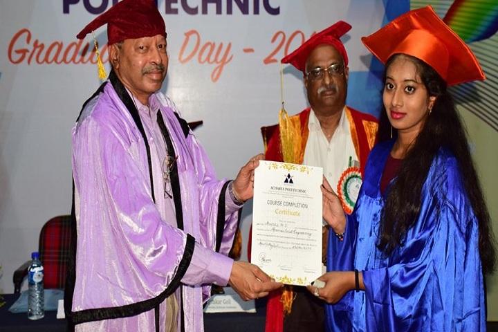 Acharya Pre University College-Graduation Day