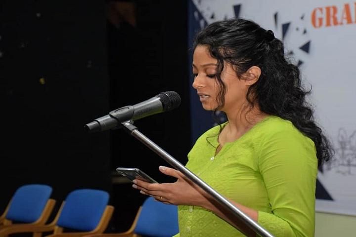 Acharya Pre University College-Singing