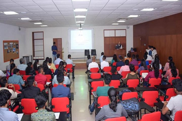 Acharya Pre University College-Smart Class Room