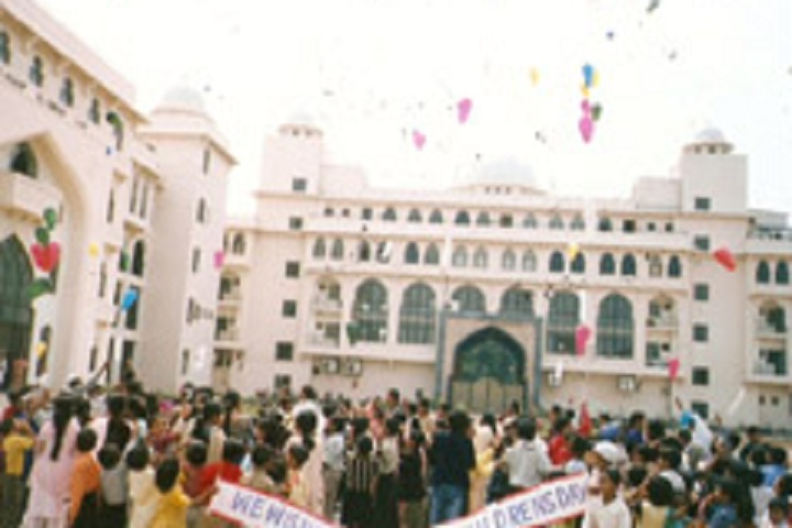 AI-Ameen Primary and High School-Childrens Day Celebration