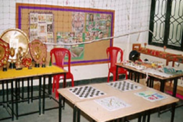 AI-Ameen Primary and High School-Sports Equipments