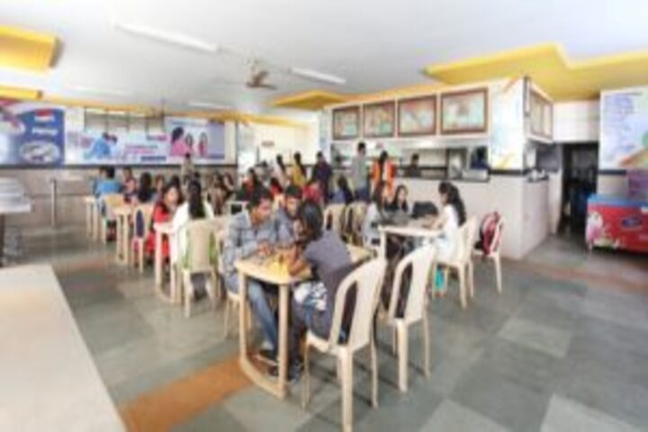 East West Pre University College-Canteen