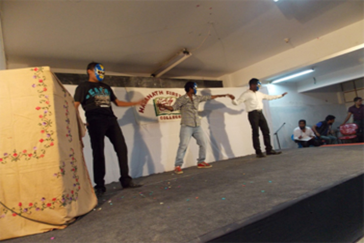 Hasanath PU College-Dance