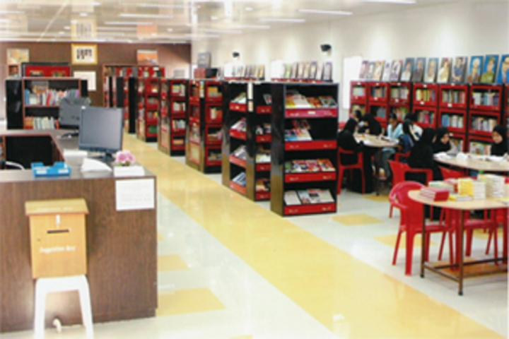 Hasanath PU College-Library