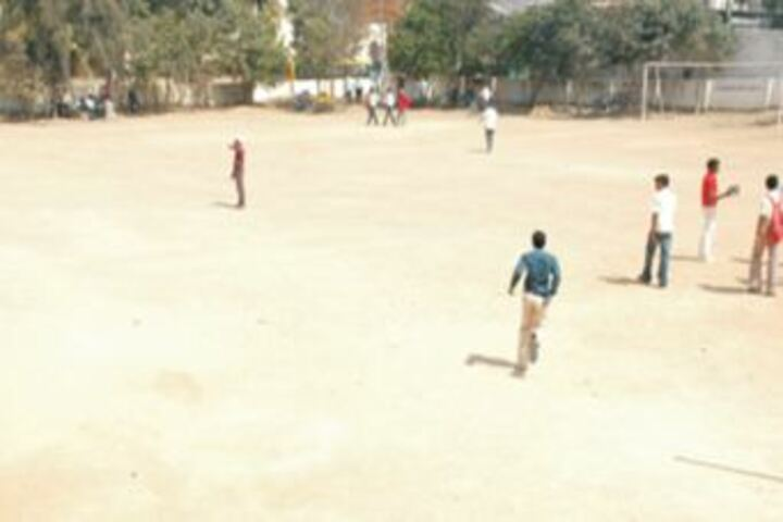 Hasanath PU College-Play Area