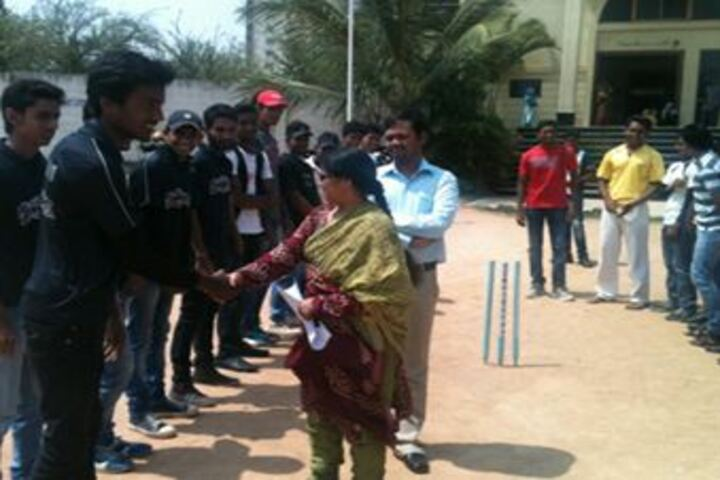 Hasanath PU College-Sports Committee