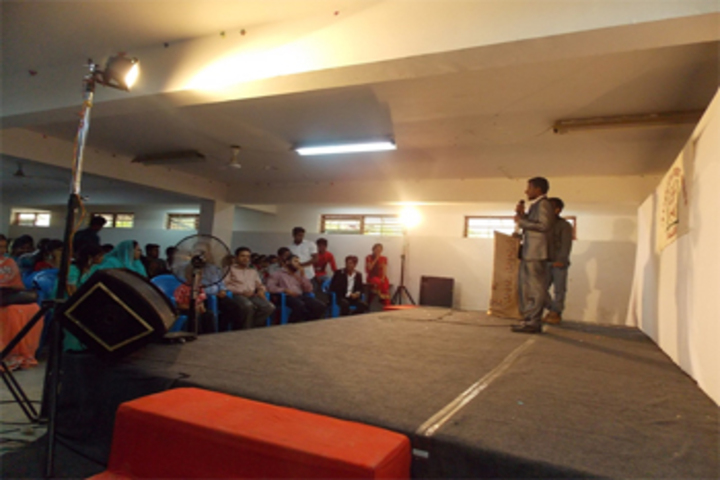 Hasanath PU College-Student Speech