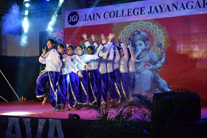 Jain College-Annual Day Celebration