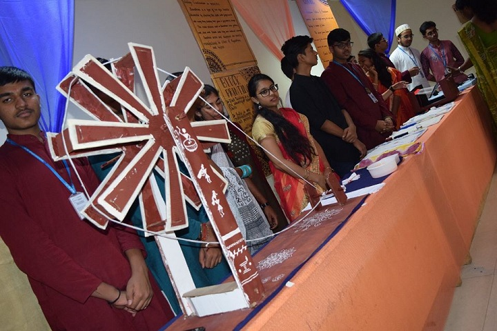 Jain College-Exhibition