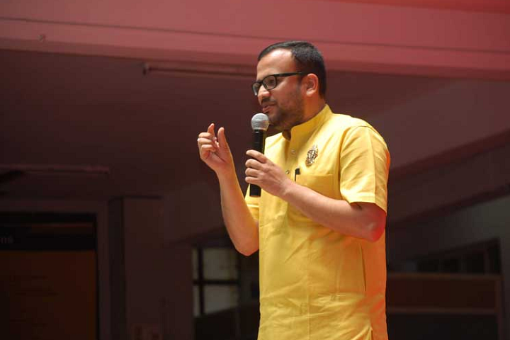Jain College-Speech