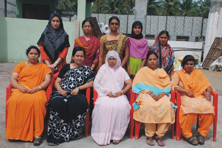 Jame Ul Uloom Pre University College for Girls-Staff Group Photo