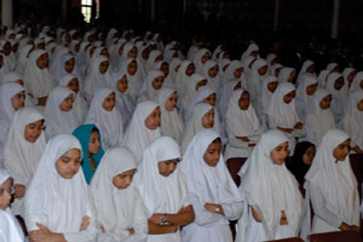 Jame Ul Uloom Pre University College for Girls-Prayer