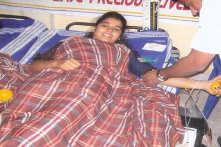 Karthik PU College-Blood Donation Camps