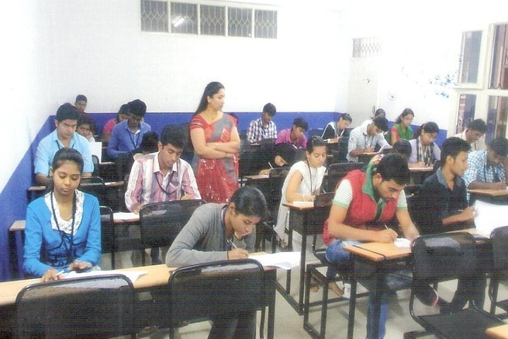 Karthik PU College-Examination Room