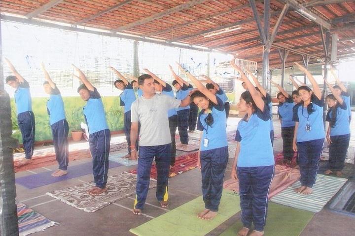 Karthik PU College-Yoga