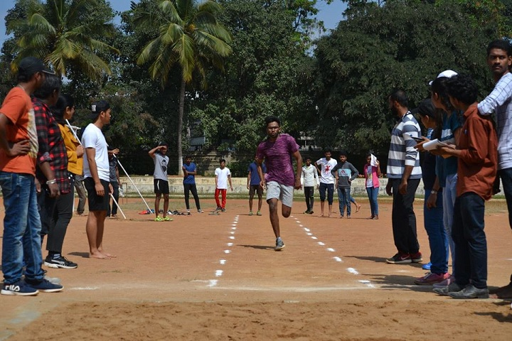 Krupanidhi Residential Pre University College-Running Competition