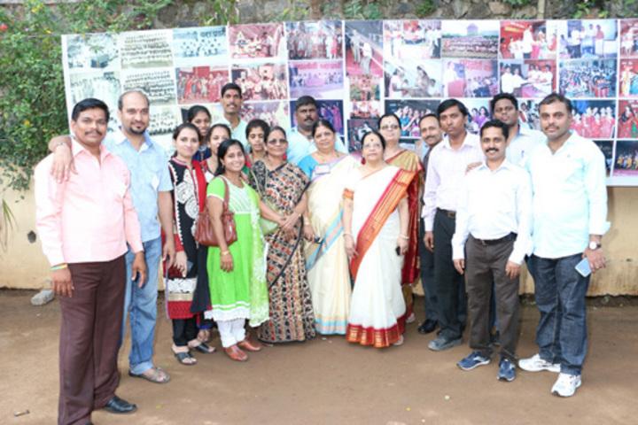 Amar Kor Vidyalaya-Staff